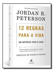 12 Regras Para A Vida - Alta Books