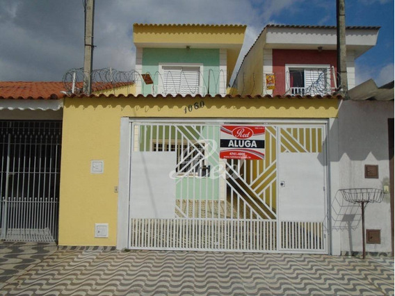 Sobrado - Vila Figueira - Suzano. - So0228