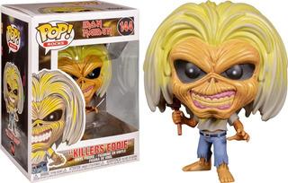 Figura Funko Pop Iron Maiden -killers Eddie 144 Mejor Precio