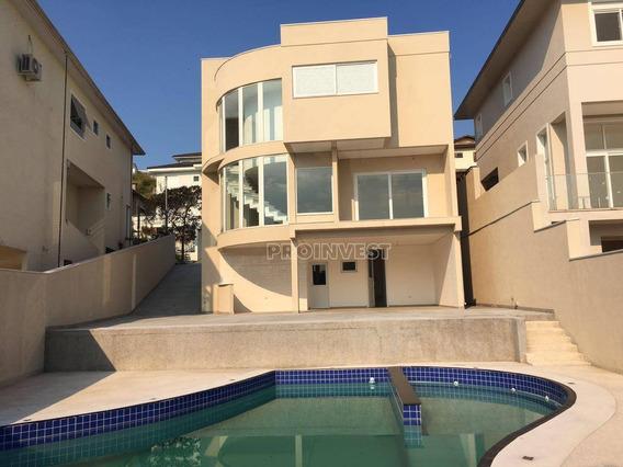 Casa Para Venda E Locação Em Condomínio De Alto Padrão Na Granja Viana - Ca14715