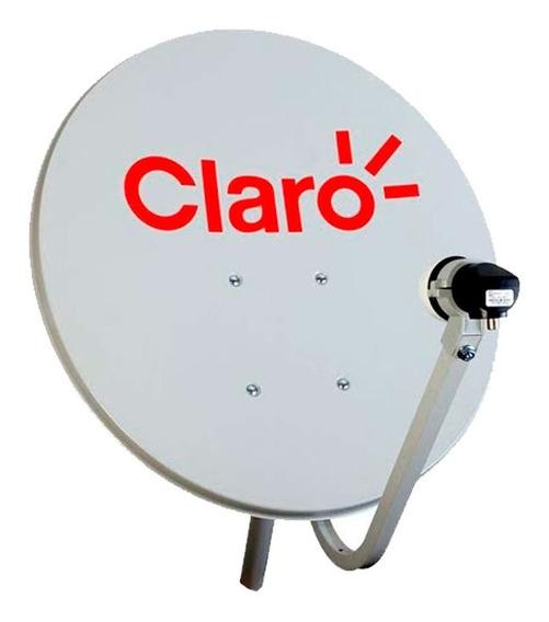 Antena Offset Banda Ku De 60 Cm Claro Tv Digital Parabolica