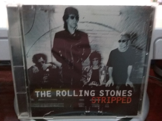 Cd The Rolling Stones - Stripped Importado