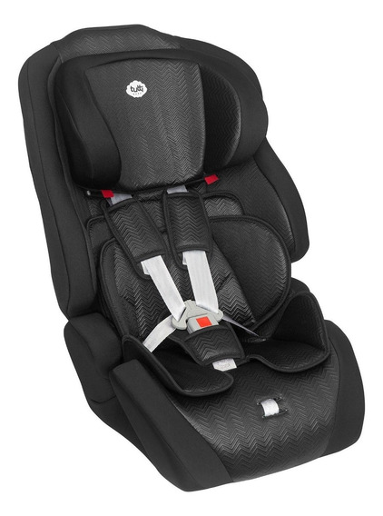 Poltrona Cadeira Cadeirinha Infantil Carro Black Nb