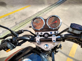 Moto Suzuki Gs 125 2016 Único Dueño