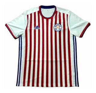 Camisa Seleção Do Paraguai adidas 2018 Sambaquifut