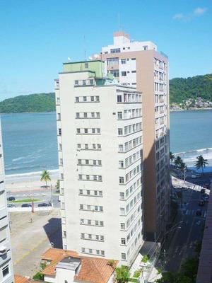 Apartamento Com 1 Dorm, Itararé, São Vicente - R$ 160 Mil, Cod: 496 - V496