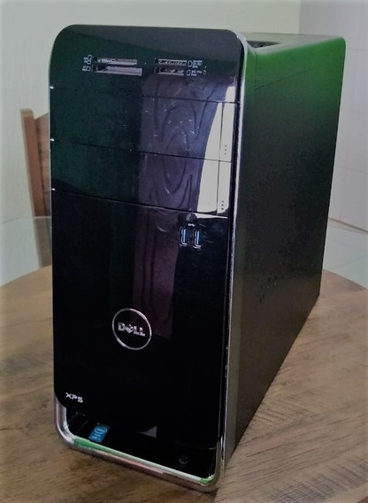 Servidor - Workstation Dell Xps 8700 - I7 Ssd, Hdd, 16gb Ram
