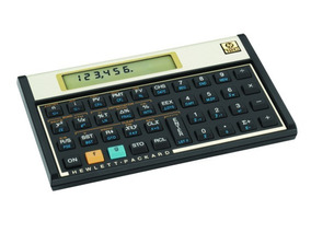 Calculadora Financeira Hp 12c Gold Original Faculdade 12 X