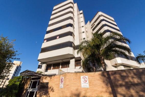 Cobertura Em Centro Com 3 Dormitórios - Rg3154