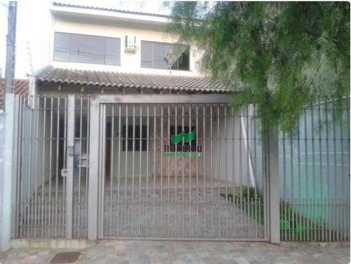 Sobrado Com 3 Dormitórios À Venda, 212 M² Por R$ 750.000,00 - Jardim Paris Vi - Maringá/pr - So0001