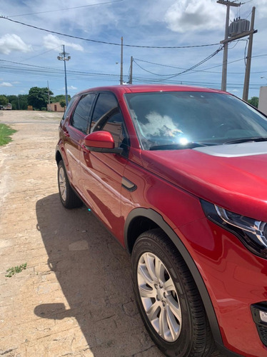 Land Rover / Discovery Sport 4x4 Diesel 7 Lugares