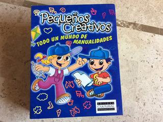 Enciclopedia Infantil Creativos 4 Libros