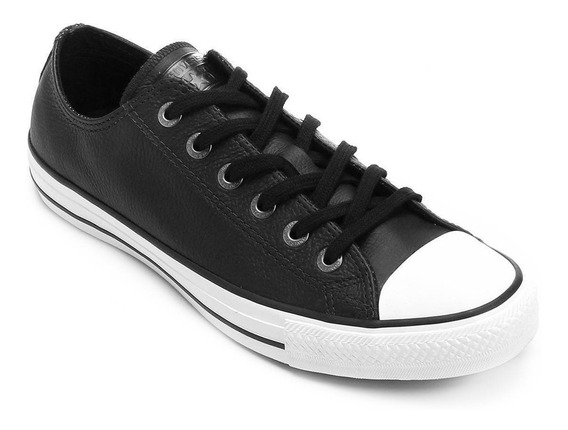 Tenis Converse All Star Ct04480002 Couro Unissex