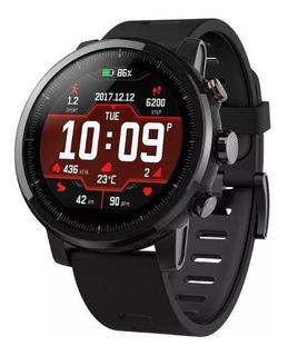 Reloj Xiaomi Stratos Smartwatch Gps Negro Original Sellados