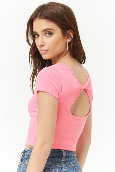 Top Musculosa Forever 21