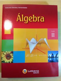 Ime Ita Lumbreras Álgebra Tomo Ii