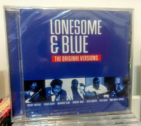 Cd Lonesome And Blue (importado. Rolling Stones)