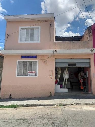 Cod: 678 1 Dorm / Salão Vila Medeiros R$1.550