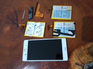 Celular Sony Z3 6643 Para Retirada De Peças
