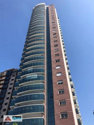 Imagem 1 de 30 de Apartamento Residencial À Venda, Jardim Anália Franco, São Paulo. - Ap4966