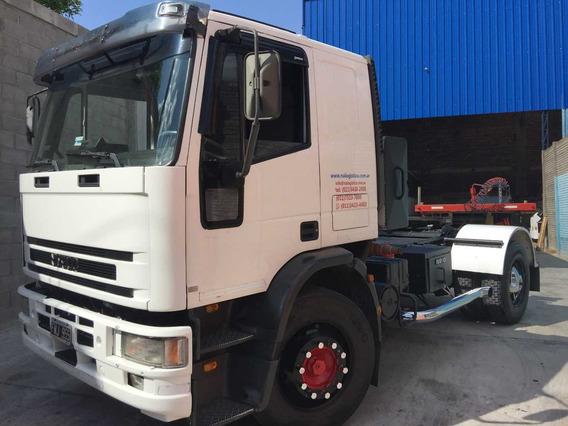 Iveco Tector 170 E21 Tractor De Carretera Cabina Dormitorio