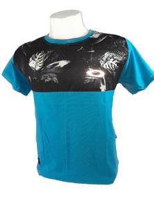 Camisa Camiseta Oakley Refletivo Luminosa Olho De Gato