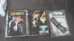 Livros Rpg Horror Moderno Crepusculo Rpg