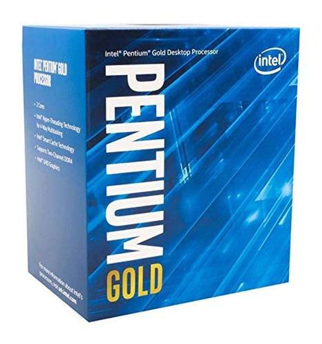 Processador Intel Pentium G6400 Bx80701g6400 4ghz 4mb