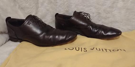 Louis Vuitton, Zapatos Piel 8.5 Originales