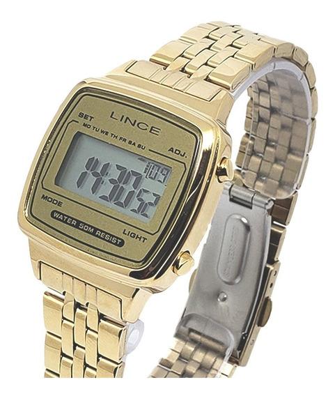 Relógio Feminino Lince Sdph041l Nota Fiscal