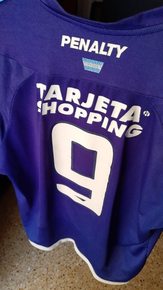 Camiseta De Vélez Penalty N9 En Buen Estado Talle M