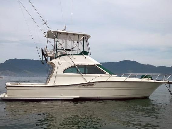 Carbrasmar 41 1998 Pesca Wellcraft Sedna Fishing Fischer