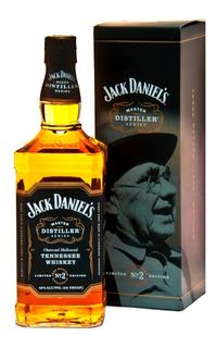 Whiskey Jack Daniels Nº2 Master Distiller Tennessee Whisky