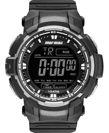 Relógio Mormaii Wave Masculino Mo8121aa/8c Original Barato
