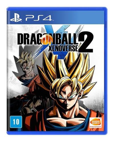 Imagem 1 de 4 de Dragon Ball Xenoverse 2 Ps4 Mídia Física Novo Pronta Entrega