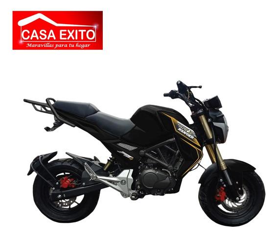 Moto Ranger 150fs 150cc Año 2019 Color Rojo/ Negro