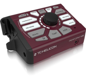 Tc Helicon Perform Vg - Pedal Para Voz E Guitarra *
