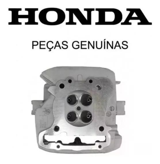 Cabeçote Cb300 Xre300 2013 14 15 Vela Fina Original Honda