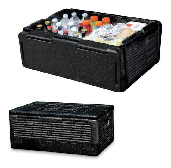 Caixa Térmica Cooler Dobrável Portátil 38 Litros Artic Ice