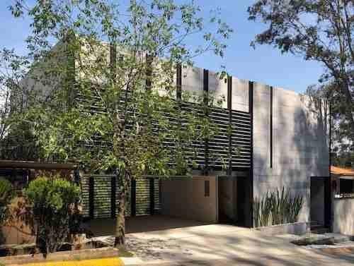 Casa Nueva Y Moderna Con Gran Vista En Bosques De La Herradura