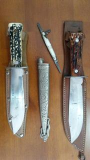 Duas Facas Tramontina Canivete Já Foi Vendido Bain De Alpaca