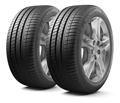 Imagen 1 de 12 de Kit X2 Neumáticos 215/45/16 Michelin Pilot Sport 3 90v-cuota