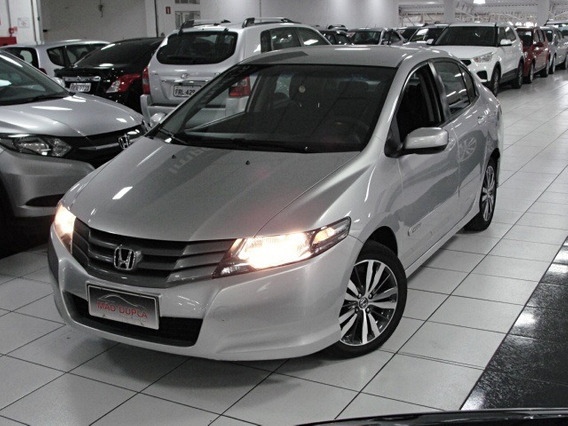 Honda City 1.5 Dx Flex 2011 Completo + Rodas Super Novo
