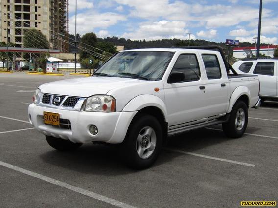 Nissan Frontier Ax Mt 3000cc Td Aa 4x4
