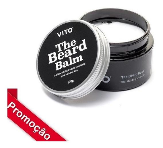Balm Para Barba 100g - Vito - The Beard Balm