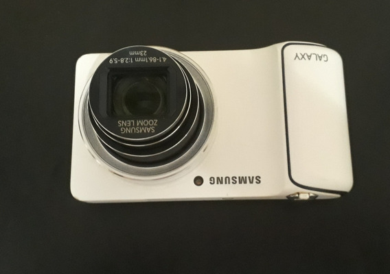 Câmera Fotográfica Digital Samsung Ek-gc100