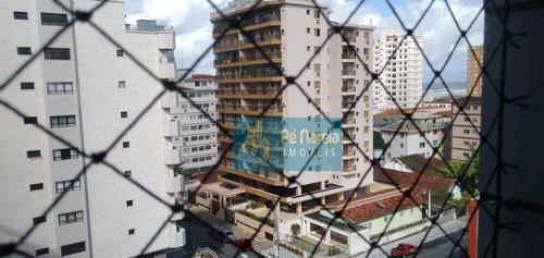 Imagem 1 de 25 de Kitnet Com 1 Dormitório À Venda, 35 M² Por R$ 180.000,00 - Canto Do Forte - Praia Grande/sp - Kn0078