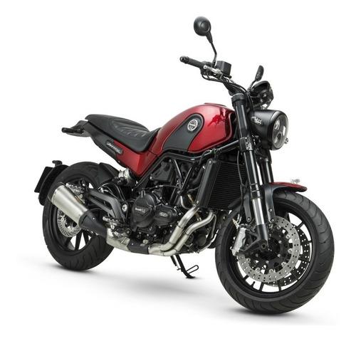 Moto Leoncino 500 Benelli Promo