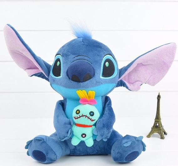 Stitch Pelúcia Lilo & Stitch Boneca Original Disney Store