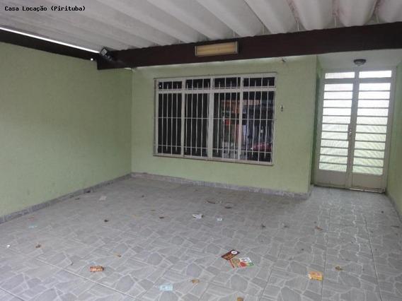 Sobrado A Locação, Parque Maria Domitila, 3 Dormitórios, 2 Banheiros, 2 Vagas - 802562